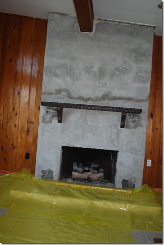 Cottage Fireplace 001