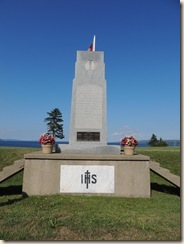 921.Veteran's memorial