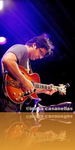 Rez Abbasi, Nova Jazz Cava, Terrassa 2013
