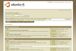 Il forum Ubuntu.it si rinnova...
