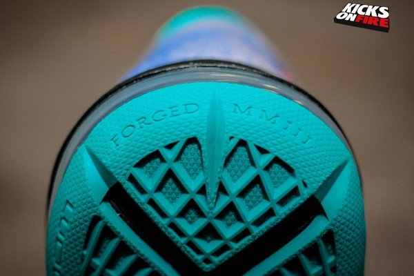 New Photos  LeBron X Pure PlatinumBlackSport Turquoise