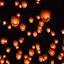 Sky lantern @ Pingxi