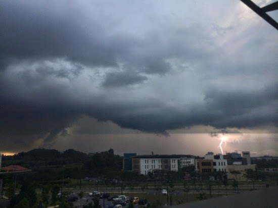Storm over Southampton University, Malaysia
