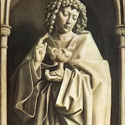 020 tríptico de San Bavón en Gante Juan Evangelista.jpg