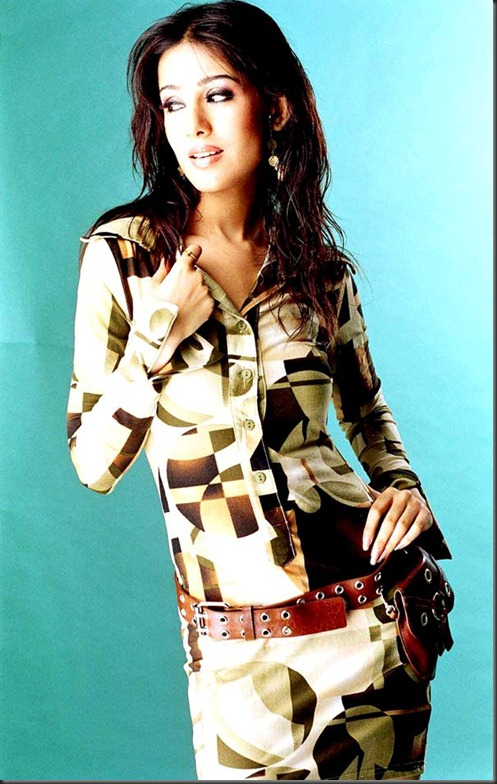 Amrita Rao in shirt