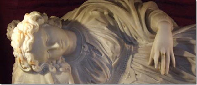 Statua-S.-Lucia-presso-il-Sepolcro-1