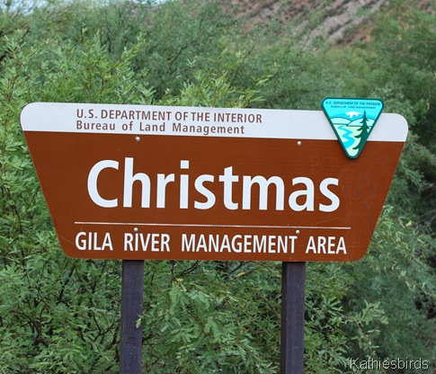1. Christmas sign-kab