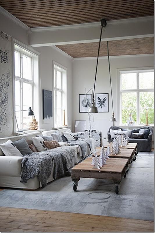 case e interni - stile scandinavo - moderno - bianco (4)