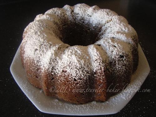 Southern Apple Pecan Cake 3