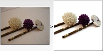 Exemplo de realçe/tratamento conseguido com o FotoFuze [imagem do próprio site]