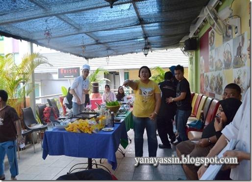 Restoran Brisik040Buffet Ramadhan Murah