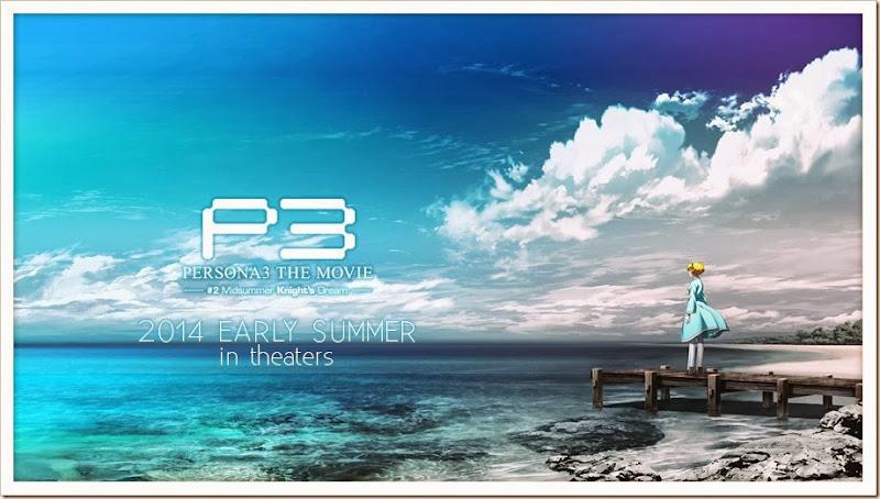 Persona 3 the Movie 2 Midsummer Knight's Dream