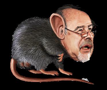 rato caricatura kikelin