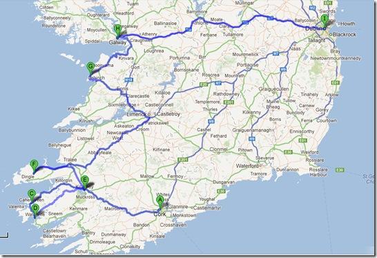 Itinerario_Irlanda