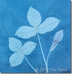 Sue Reno, Jack In The Pulpit, Work In Progress 8