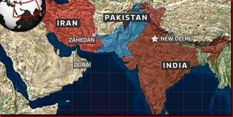 Iran Di Goncang Gempa 8 Skala Ritcher peta