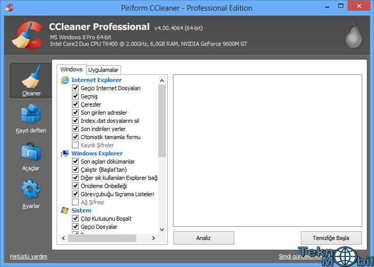 CCleaner Professional Full