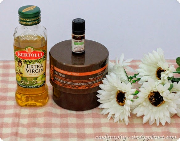 DIY Hair Conditioning1