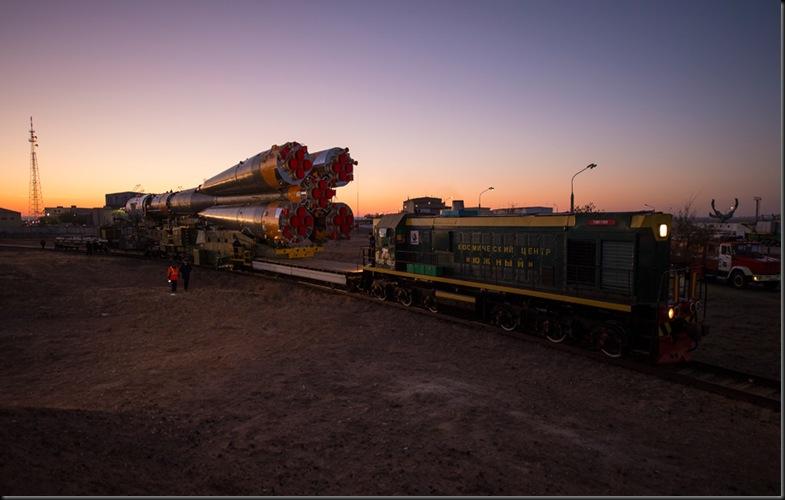 Kazakhstan Space Launch