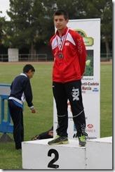 podio plata victor