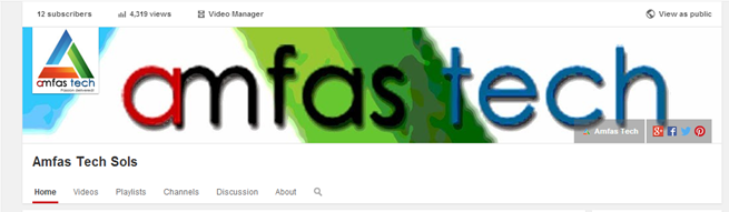 channel art amfastech