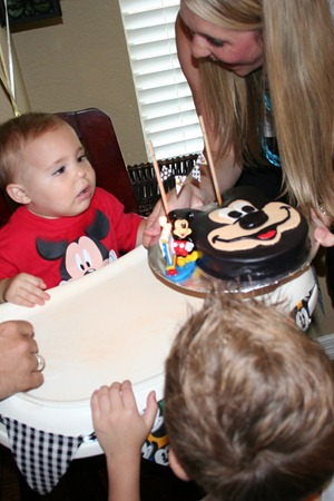 Slickpaw's Pics...Nash's 1st bday party 198