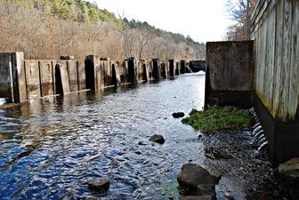 Weir Dam 9