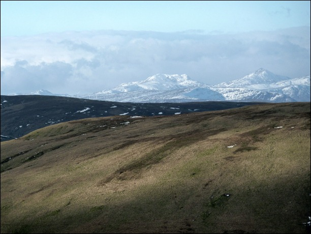 Stuc 'a Chroin and Ben Vorlich