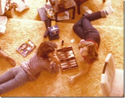lisa & cathy circa 1979