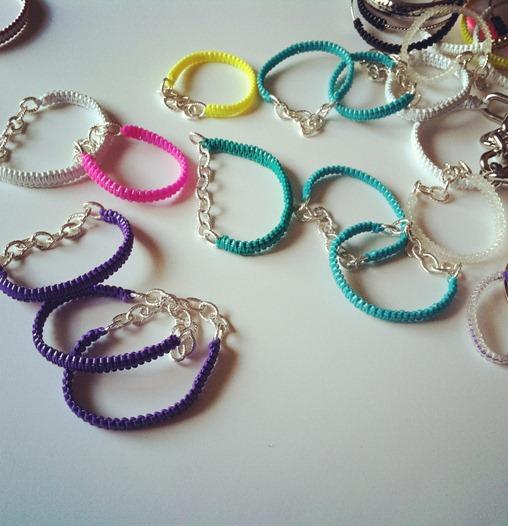 bracelets and brass items 107