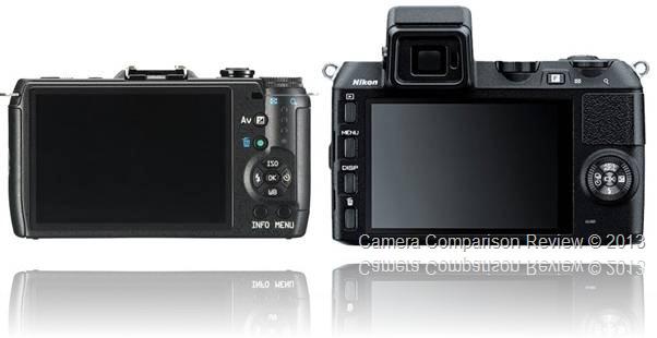 Pentax Q7 vs Nikon 1 V2