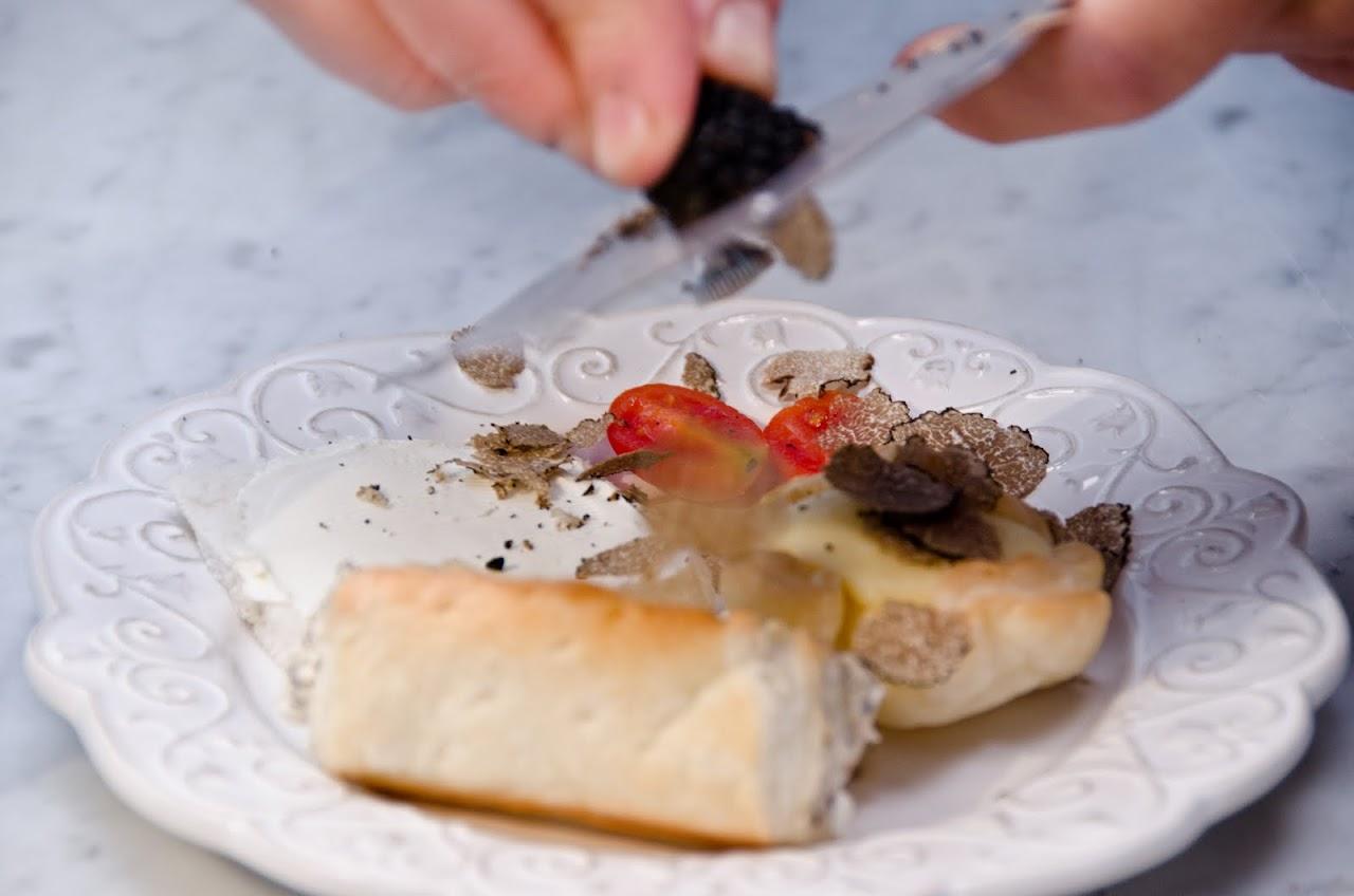 Truffles antipasto
