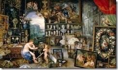 La Vista - Autores Pedro Pablo Rubens y Jan Brueghel el Viejo. 1617