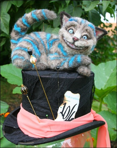 Cheshire Cat from Wonderland