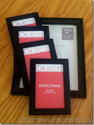 cheap photo frames