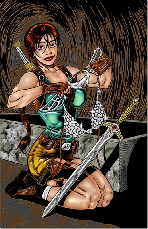 Lara Croft (120)