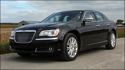 2011 chrysler 300c awd review auto trend. Black Bedroom Furniture Sets. Home Design Ideas