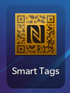 Native BBZ10 Smart tag app2