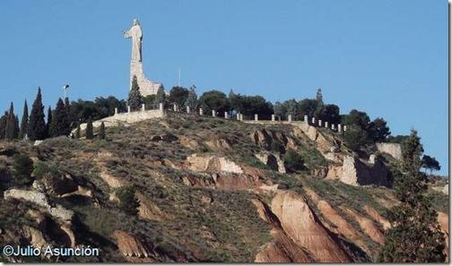 Castillo de Tudela - Cerro de Santa Bárbara