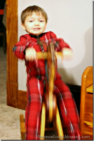 Red Plaid Jammies