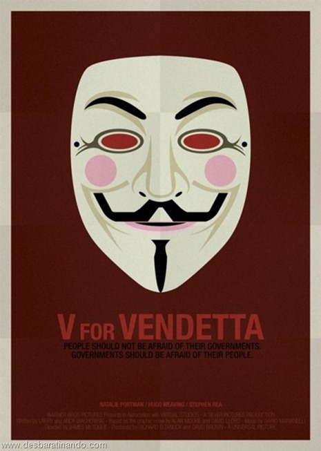 mascaras famosas minimalista cartazes desbaratinando  (12)