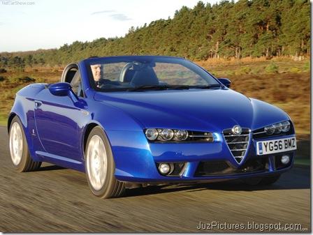 Alfa Romeo Spider UK Version _7
