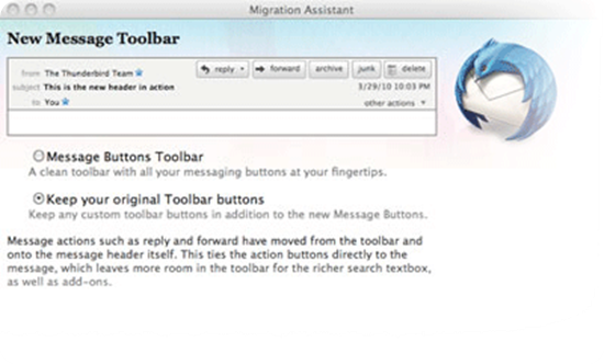 migration-assistant thunderbird