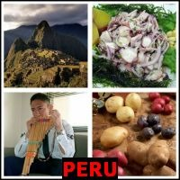PERU- Whats The Word Answers