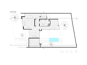 Plano-Casa-moderna-Valna-Diseño-JSa-Arquitectura