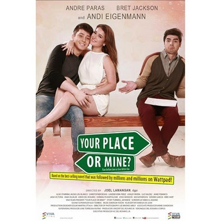 Your Place Or Mine - Movie Poster