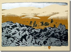 Desert-Rock-Garden-by-Gustave-Baumann