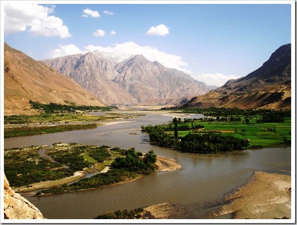 Amu river