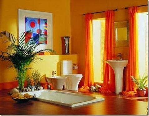 diseños de baños modernos1