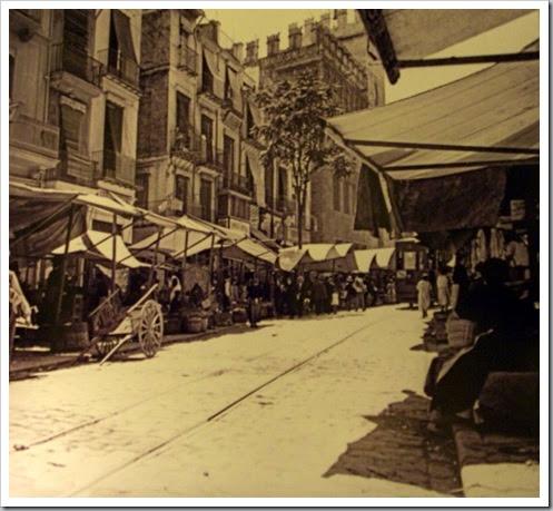 Ca 1920 plaza del mercado_